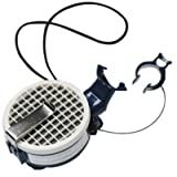 North 7902 by Honeywell 7902 Silicone Mouthbit 7900 Series Respirator With Belt Clip (1/EA)