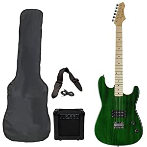 jameson guitars rwgt280tgr full size electric guitar package with amplifier case and. Black Bedroom Furniture Sets. Home Design Ideas