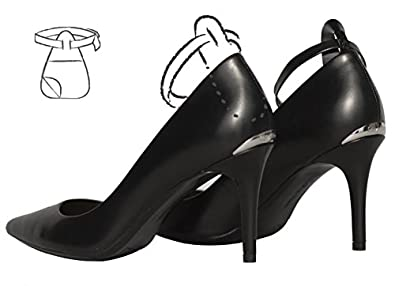 Shoes With Attachable Heels