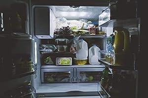 Ryher Absorbe y Elimina olores del frigorífico - Ambientador y ...
