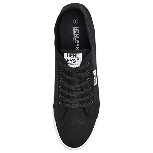 Men's Shoes Foundation Black Canvas Quiksilver Connor KRMSL373 zn1dW07wUt