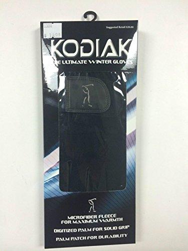 Merchants of Golf Men's Kodiak Winter Gloves, Medium/Large