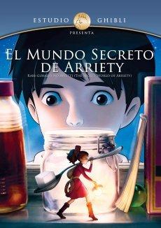 - El Mundo Secreto de Arrietty (The Secret World of Arrietty) aka Arrietty y el Mundo de los Diminutos [*NTSC/Region 1&4 dvd. Import - Latin America] Studio Ghibli (Audio: Japanese, Spanish Subtitles: Spanish) - No English (Attack In Titan Dvd)