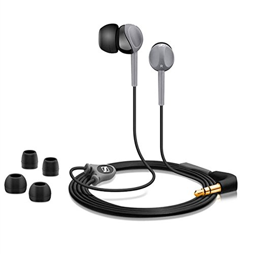 Sennheiser CX200 Twist-to-Fit Earbuds