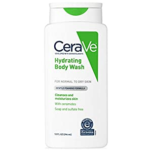 CeraVe Hydrating Body Wash 10 oz