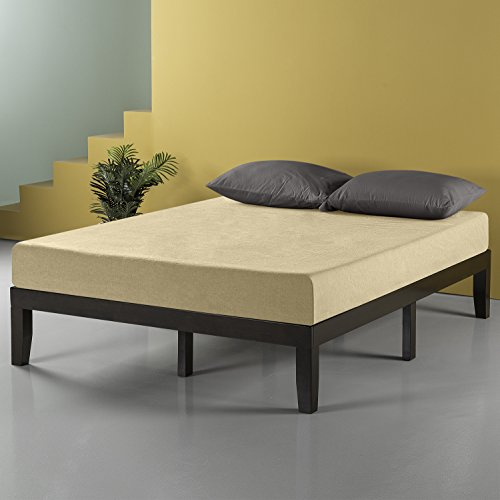 Find Cheap Zinus 14 Inch Wood Platform Bed
