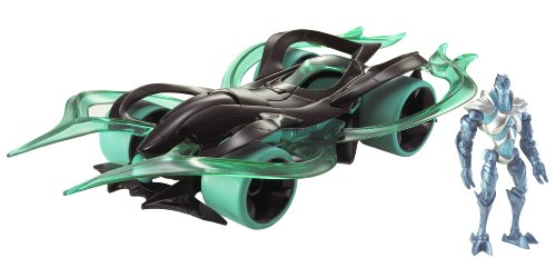 Hot Wheels Battle Force 5 Zemerik and Zelix by Hot Wheels