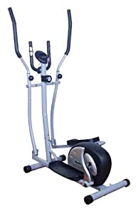 Confidence Fitness Super Compact Elliptical Trainer
