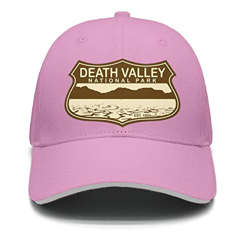 - Death Valley National Park Unisex Cotton Flat Brim Cap Adjustable Mesh Trucker Hats