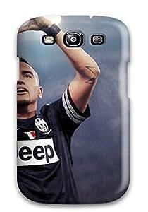 ThomasSFletcher HYSXcyu105pzMxW Case For Galaxy S3 With Nice Arturo Vidal Juventus Appearance