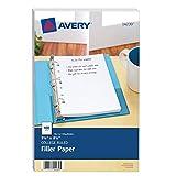 """Avery Filler Paper, 5-1/2"""" x 8-1/2"""", White, (14230)"""
