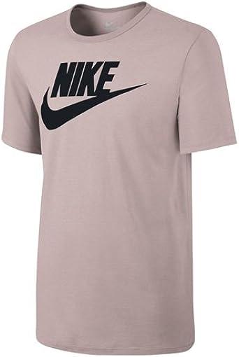 NIKE M NSW tee Icon Futura - Camiseta Hombre: Amazon.es: Ropa y accesorios