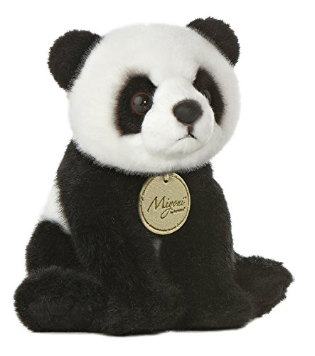 Aurora World Miyoni Panda Plush