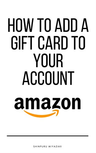 How To Add A Gift Card To Your Amazon Account (Redeem Gift Card)