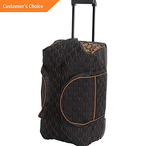 Amazon.com | Sandover cinda b Rolly 21 Carry-On 10 Colors Softside Carry-On NEW | Model LGGG - 4590 | | Carry-Ons