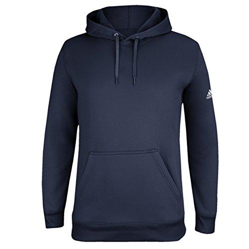 Adidas Mens Climawarm Tech Fleece Hoodie M Navy