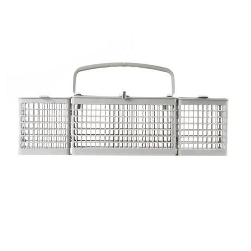 WD28X10209 GE Dishwasher Silverware Basket Assembly (Ge Dishwasher Basket)