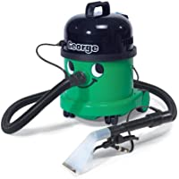 NaceCare GVE 370 George Wet/Dry/ Extractor Vacuum with a 26A kit