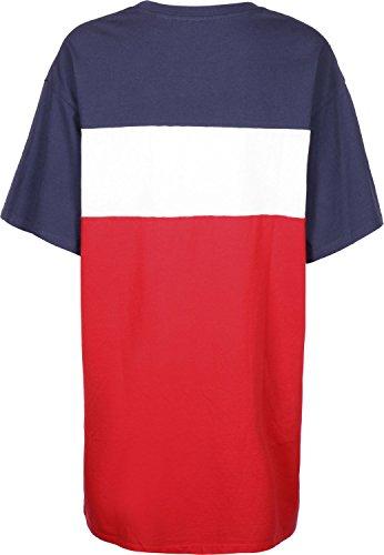 Weiß Rot T Damen Levi's® Blau Kleid Shirt BwOXAnRq