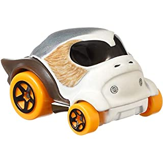 Hot Wheels Star Wars Porg Vehicle