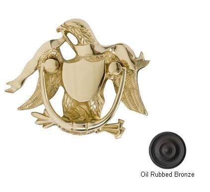 Eagle Door Knocker Finish: Oil Rubbed Bronze