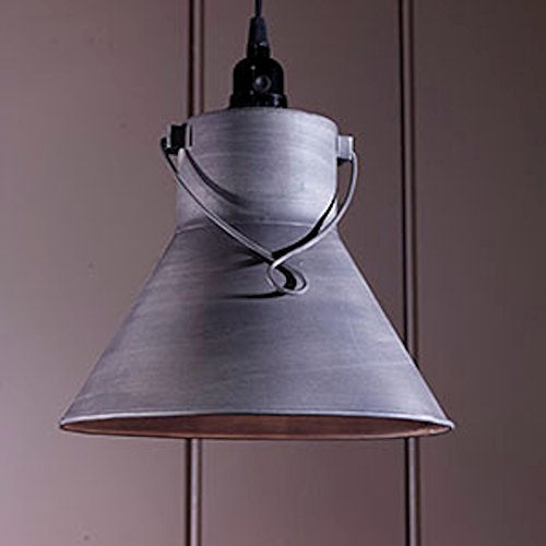 Ol' Village Hanging Lamp - 10-in x 11-in by The Country House