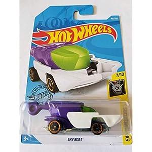 Mattel Hot Wheels 2019 Experimotors...