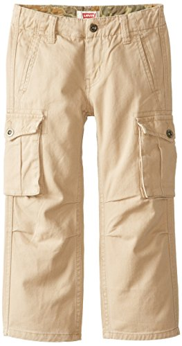 Levis Boys Cargo Denim Pant