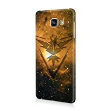Pokemon GO Zapdos Galaxy Hard Plastic Snap-On Case Cover For Samsung Galaxy A5 2016