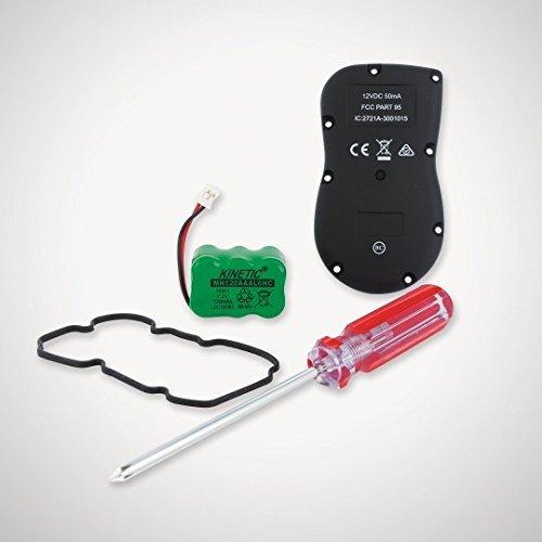(SportDOG Brand Transmitter Battery Kit for SD-400 Series)