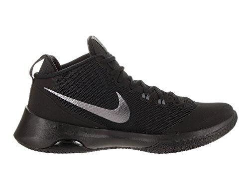 NIKE Men's Air Versitile Nubuck Basketball-Shoes
