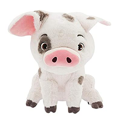 philosoper 22cm Plush Pig Moana Pet Pig Pua Stuffed Animals Cute Cartoon Plush Toy Doll Soft Pillow Pet Dolls for Kids Children Boys Girls: Kitchen & Dining