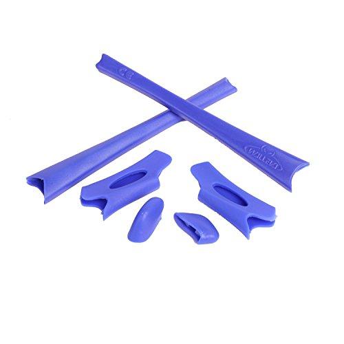 Walleva Earsocks and Nose Pads for Oakley Flak Jacket/Flak Jacket XLJ - Flak Photochromic
