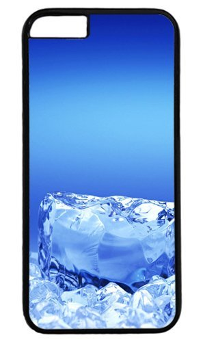 Blue Ice Easter Thanksgiving Personlized Masterpiece Limited Design PC Black Case for iphone 6 by Cases & Mousepads