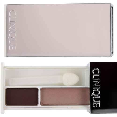 Clinique All About Shadow Duo (16-Day Into Date) 0.04 Oz/1.3g