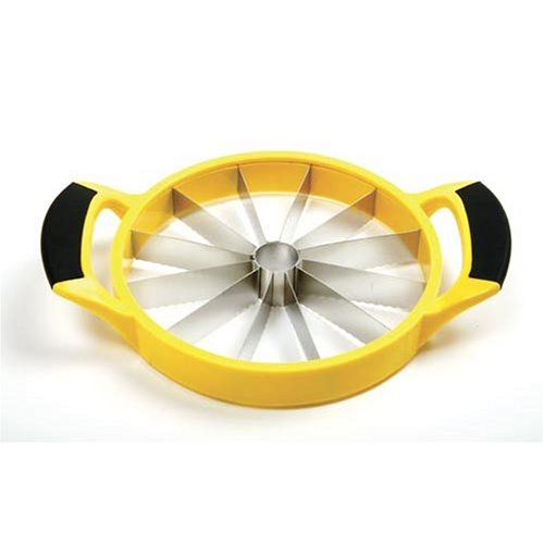Norpro Grip Melon Cutter Yellow