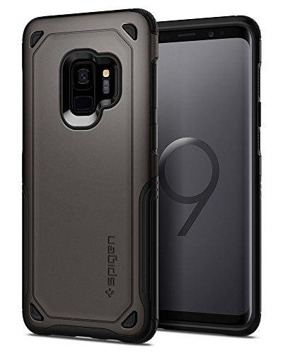 Spigen Hybrid Armor Galaxy TN Case with Air Cushion Technology and Secure Grip Drop Protection for Samsung Galaxy TN (2018)