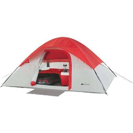 4-Person-Dome-Tent-Light-GreyRed