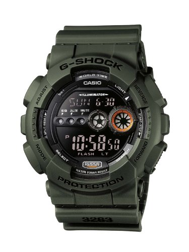 Casio G-Shock Gd-100Ms-3Er Gents Watch