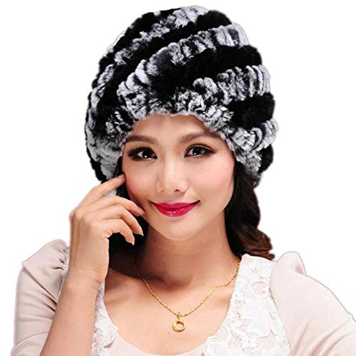 Byyong Women Hats Handmade Warm Caps Female Headgear