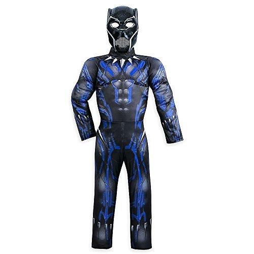 Marvel Black Panther Light-Up Costume for Kids Size 9/10