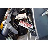 M-Y Wedge Outboard Transom Saver Trailering Support Motor Toter Universal Fit