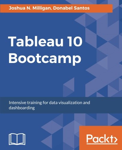 Tableau 10 Bootcamp  Intensive Training For Data Visualization And Dashboarding