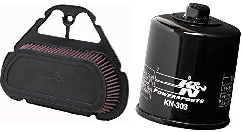yamaha r6 2002 oil filter - 6