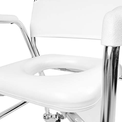 Dmi Shower Transport Chair Commode Chair For Toilet