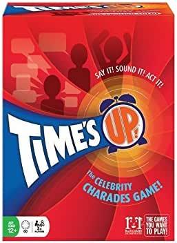 RnR Games Inc. Times Up RNR00975 - Juego de Mesa: Amazon.es: Juguetes y juegos
