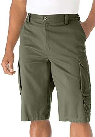 "Amazon.com: KingSize Men's Big & Tall 14"" Cargo Shorts"