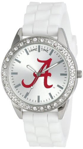 """Game Time Women's COL-FRO-ALA2 """"Frost"""" Watch - Alabama - """"A"""" Logo"""