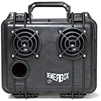 DemerBox Portable Bluetooth Speaker Barrow Black 2 Speaker Model