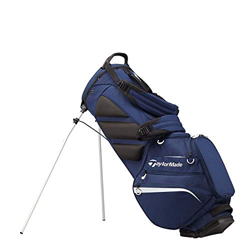TaylorMade 2019 Flextech Crossover Stand Golf Bag, Navy/White